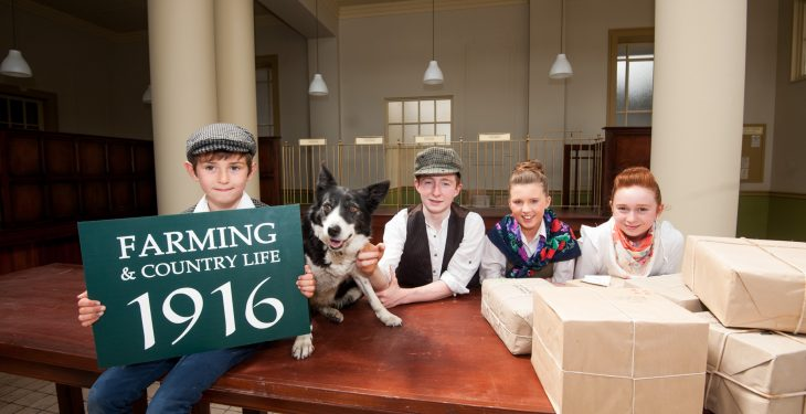 50,000 people expected at Teagasc's Farming and Country Life 1916