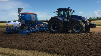 New Lemken seed drill to hit the Irish market in 2017