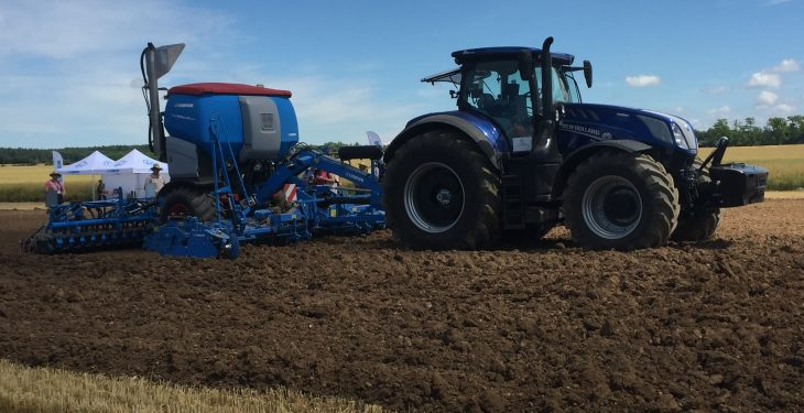 New Lemken seed drill to hit the Irish market in 2017
