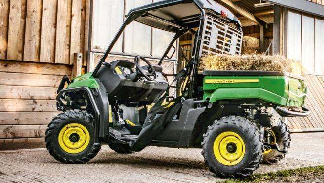 John Deere adds three new models to its Gator range for 2016