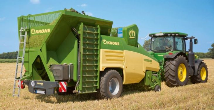 Could the new Krone Premos 5000 change the way farmers look at straw forever?