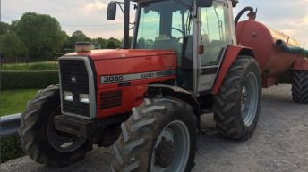 Looking to buy a second-hand tractor? Here's what you can get for under €15,000