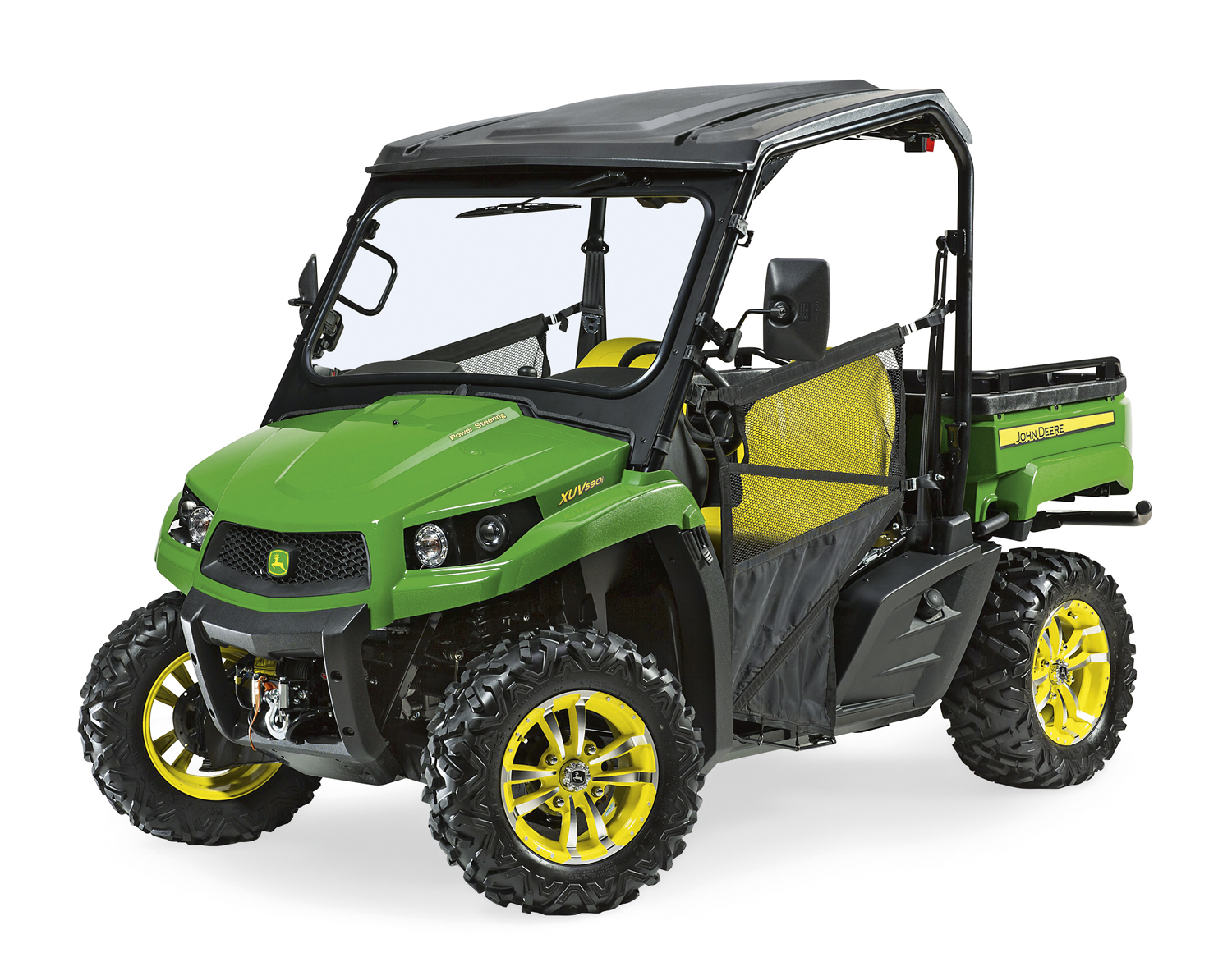 john deere adds three new models to its gator range for 2016 agriland. Black Bedroom Furniture Sets. Home Design Ideas
