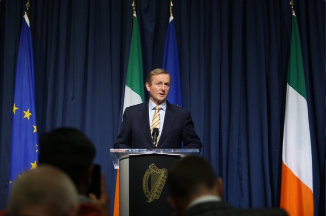 Government to do utmost to maintain common travel area with North – Kenny