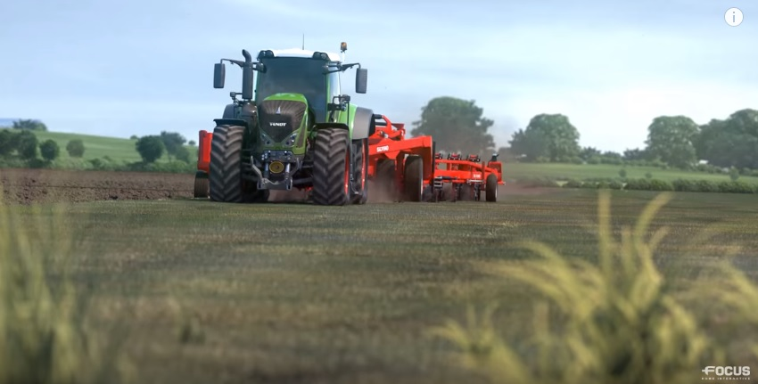 Video: New tractor brands debut in trailer for Farming Simulator