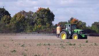 Deadline looming for sprayer tests to be completed