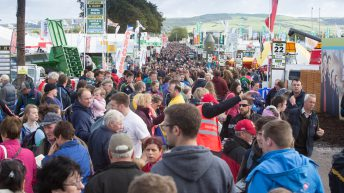 Over 90% of Ploughing 2016 stand space booked before end of May