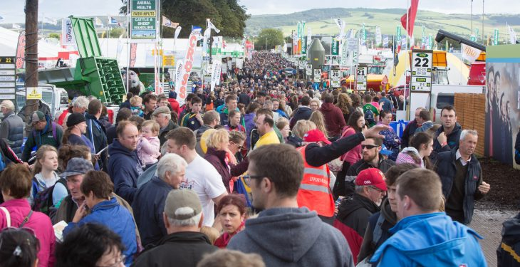 Plan your route to the National Ploughing Championships 2016