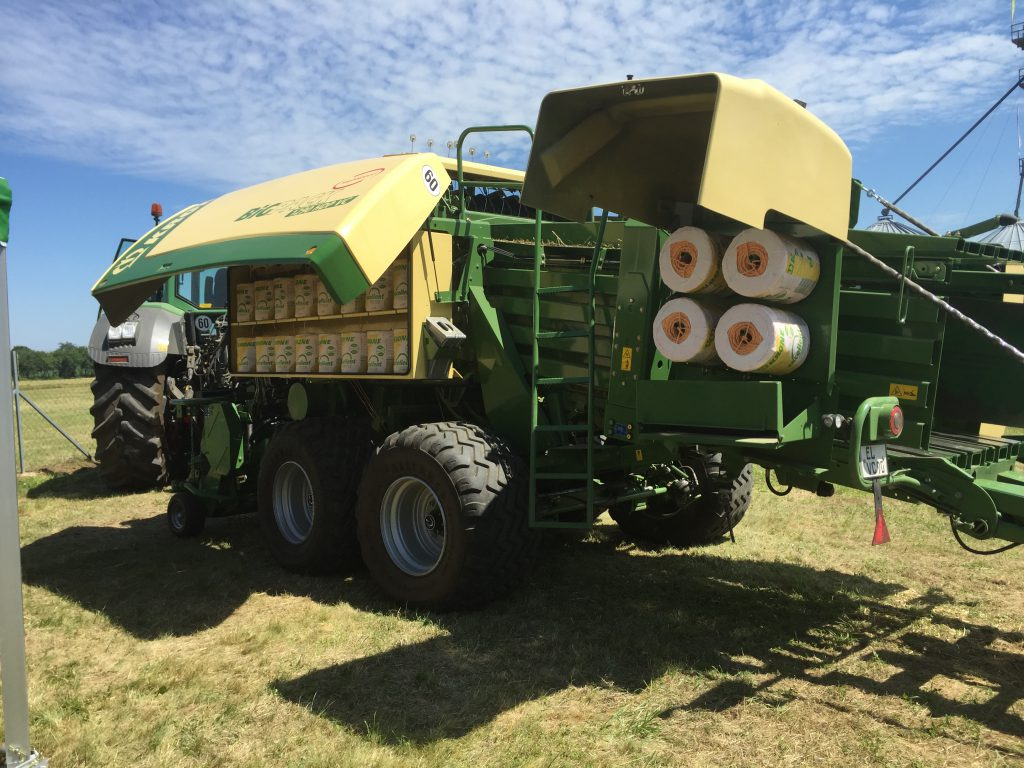 Krone Big Pack 870 HDP XC