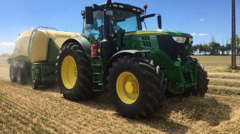 Popularity of Krone Big Pack balers on the increase – See the latest models here