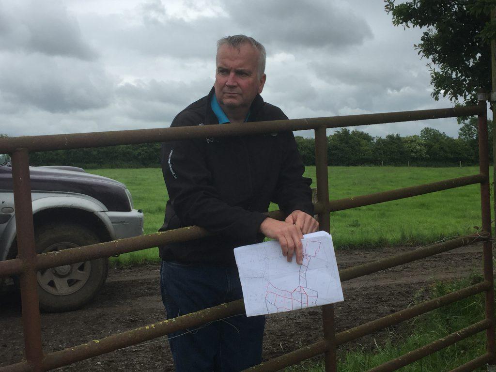 Agriland's Farm Free winner Michael Harlin
