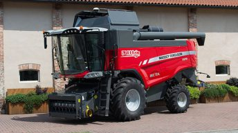 67,000th combine harvester rolls off the AGCO production line in Italy