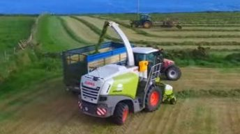 Video: Stunning footage of silage 16 along the Wild Atlantic Way