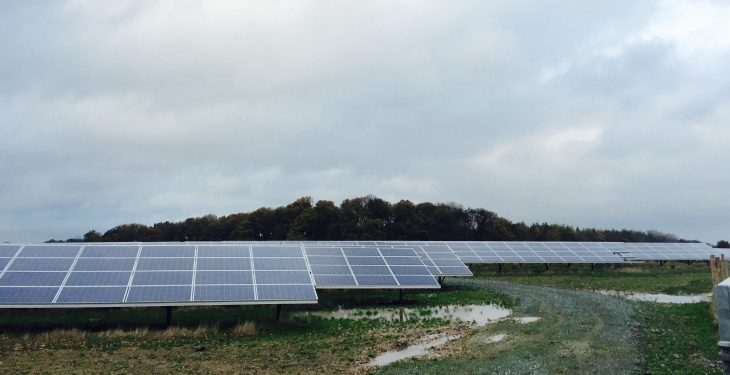 Solar farm projects covering 1,150ac to be developed in the south and east