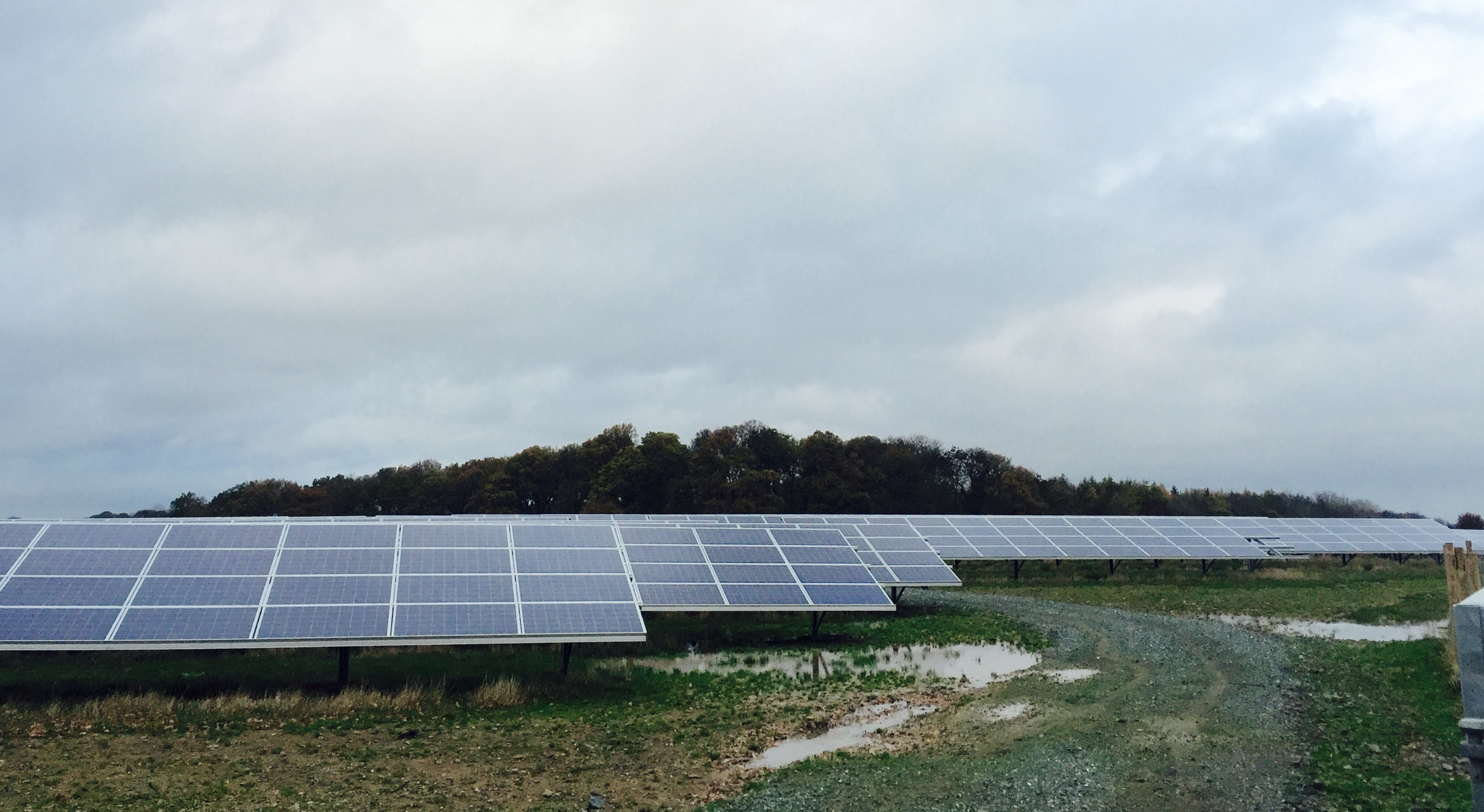 Solar farm projects covering 1 150ac to be developed in for Solar ranch