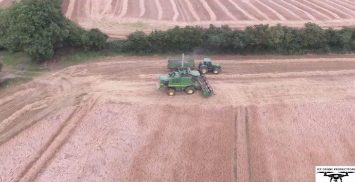 Video: Harvest 16 in full swing on a Co. Meath farm