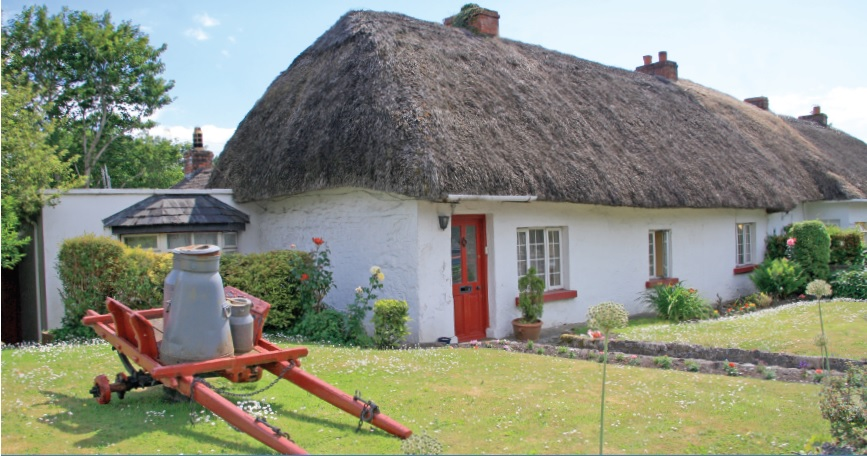 want to make some extra money from that spare house on your land rh agriland ie hogans irish cottages clare hogans irish cottages wexford