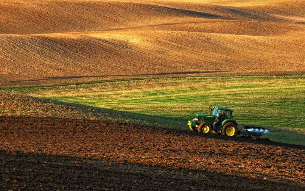Farming, Tractor, Food Chain, Food Wise 2025