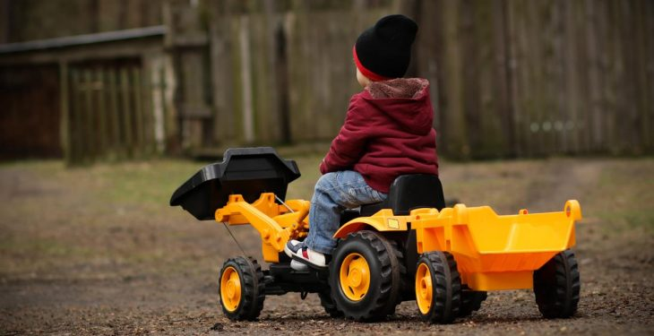 Farm Safety Week: Farming is not child's play