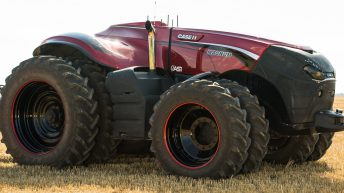 Video: Could the latest concept from Case IH reduce the need for tractor drivers?