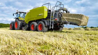 Pics: Claas unveils new additions to its baler range