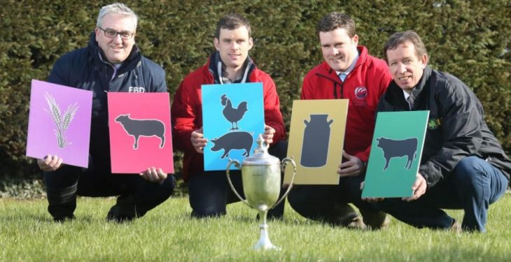Semi-finalists announced for the FBD Young Farmer of the Year competiton