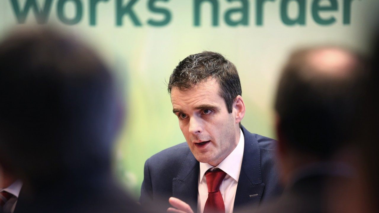 'Farming has to be first in Government's negotiating position on Brexit'