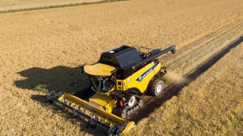 New Holland launches new model to its rotary combine line-up