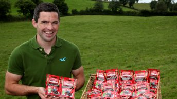 Young Monaghan farmer launches new agri-food business