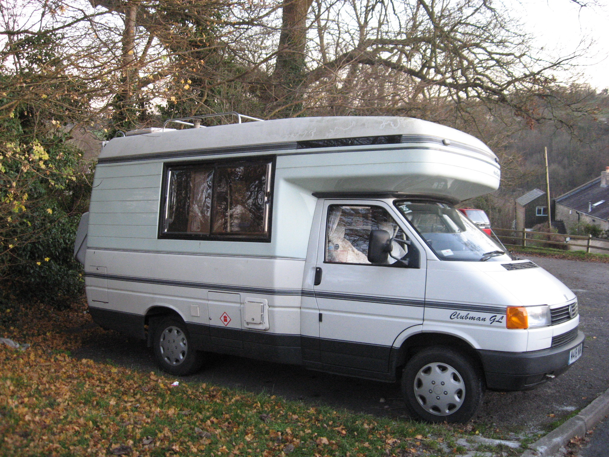 Wanted Space For Farmer To Park His Camper Van So He Can Go College