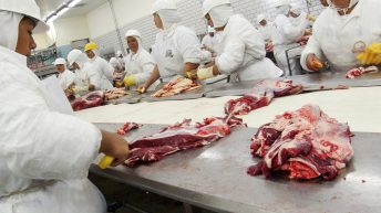 Beef processors 'temporarily lay off 3,000 employees' amidst farmer protests