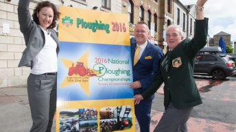 Ireland's first ever tractor football matches to take place at the Ploughing