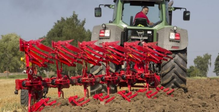 The Pottinger Servo plough – 'An all-rounder built for the toughest jobs'