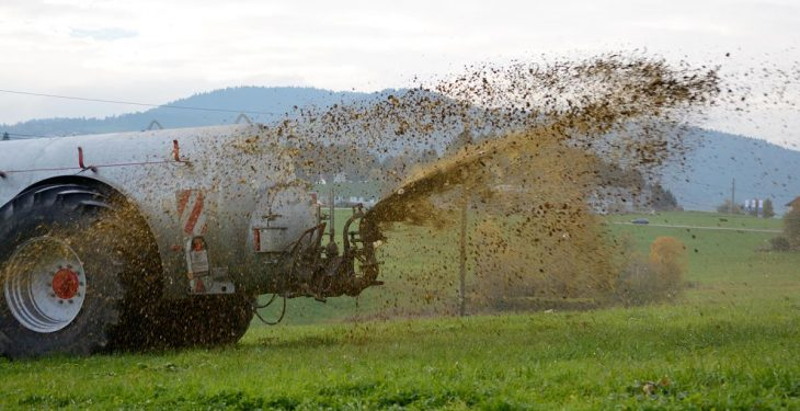 Don't breach your Nitrates limits this year