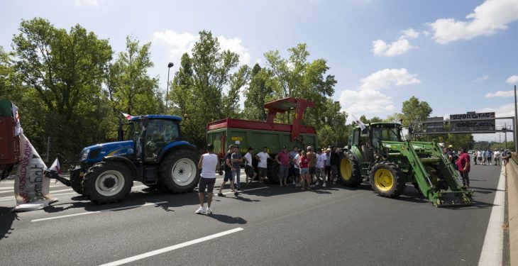 French processor to pay 29c/L till December to stop farmer protests