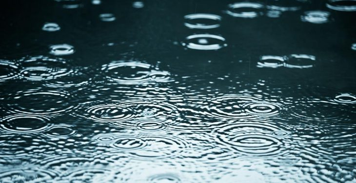 Scattered outbreaks of rain set to continue this week