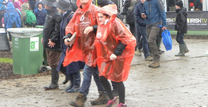 Video: Plenty of muck at Day Two of the Ploughing
