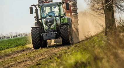 250,000th Fendt Vario transmission has just rolled off the production line