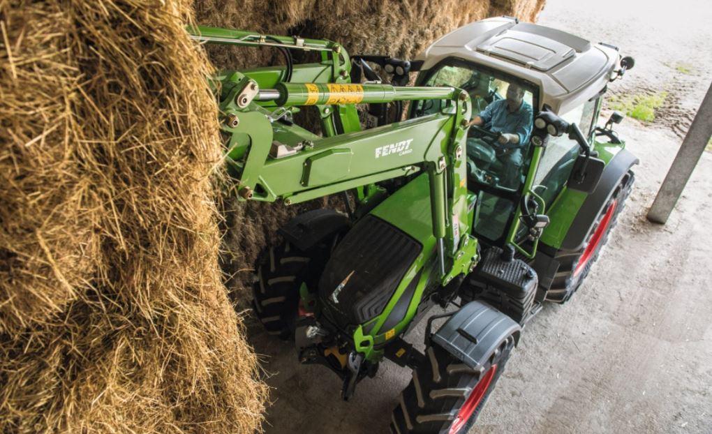 Pics: Fendt unveil updated 500 Vario tractor range