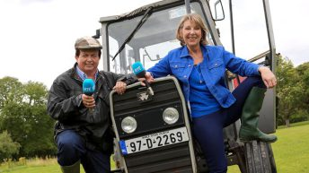 RTE to broadcast The Ploughing Live from this year's site in Tullamore