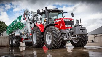 See the new range of Massey Ferguson tractors and telehandlers