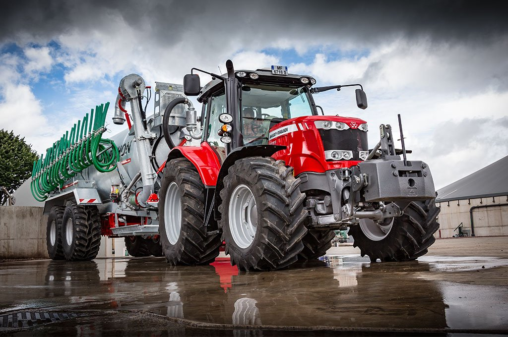 Massey Ferguson to sponsor the Young Farmers' Clubs of Ulster