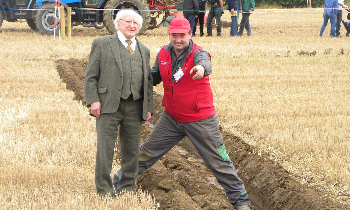 Video: Check out some of the highlights from Day One of Ploughing 2016