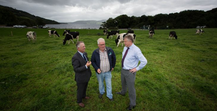 Farms able to withstand milk price volatility the aim of Milk for Profit programme