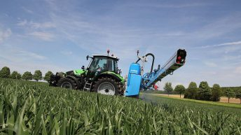 Department warns of 'fixed penalty fines' for uncertified sprayers or operators