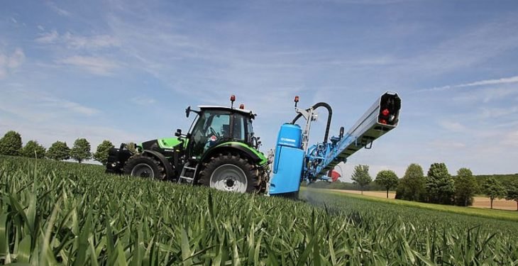 Lemken Sirius mounted sprayers – designed to be compact, agile and efficient