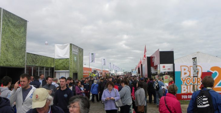 Video: Miss out on the final day of Ploughing 2016?