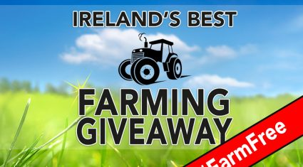 Farmers! It's your last chance to enter our #FarmFree competition!