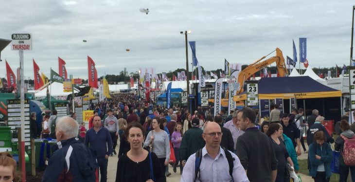 10 tunes for anyone stuck in traffic heading to or from this year's Ploughing
