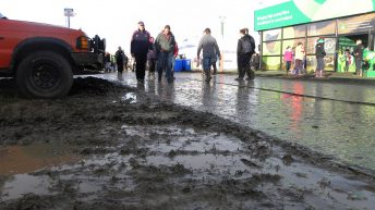 Up to 35mm of rain expected in some areas on the second day of the 'Ploughing'